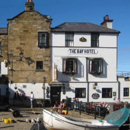 The Bay Hotel, Robin Hoods Bay
