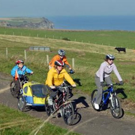 Trailways Cycle Hire,Whitby